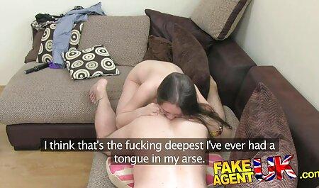 खूबसूरत फुल मूवी वीडियो में सेक्सी गोरा विशाल dildo के साथ तंग गधा fucks